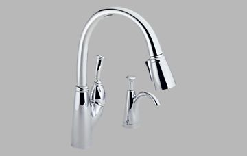 Allora Single Handle Faucet
